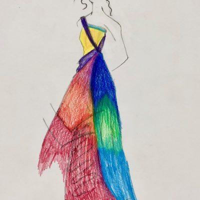 Modezeichnen für kinder may fine art studio wien