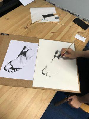 zeichenkurs, may fine art studio, wien
