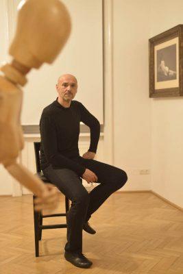 Damir May im may fine art studio Wien
