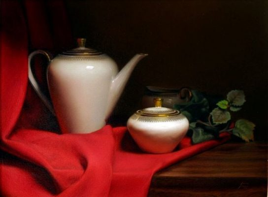 Tea Time von Damir May
