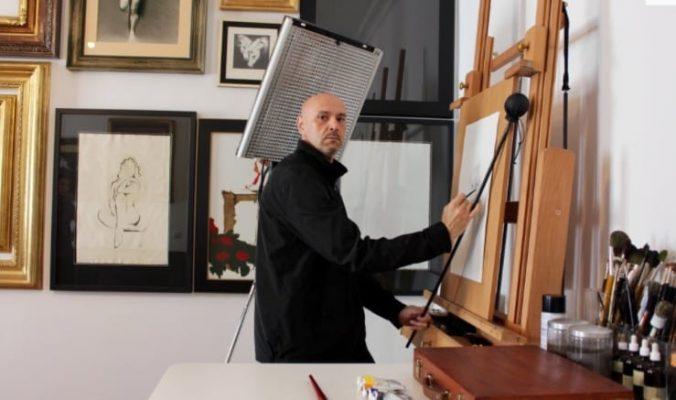 I'm may fine art studio Wien