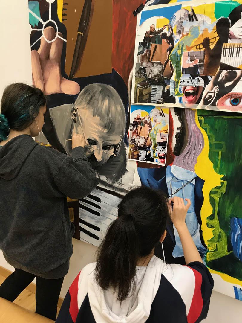 malkurs may fine art studio Wien