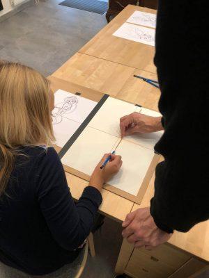 Die Individueller Unterricht May Fine Art Studio Wien