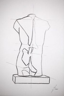 zeichnen Kurs, may fine art studio Wien