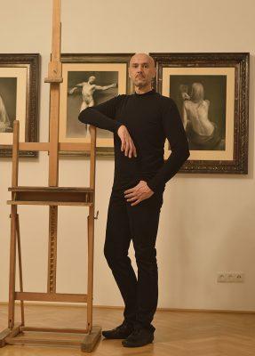 Damir May im may fine art studio