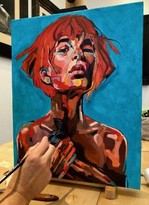 malkurs, may kunst studio wien
