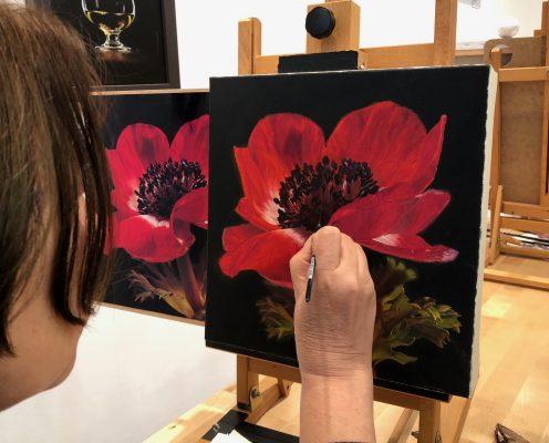 malkurs, may fine art studio, Wien