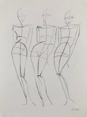 modezeichnen Kurs, may fine art studio Wien