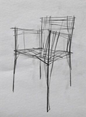 perspektivisches zeichnen Kurs, may fine art studio Wien